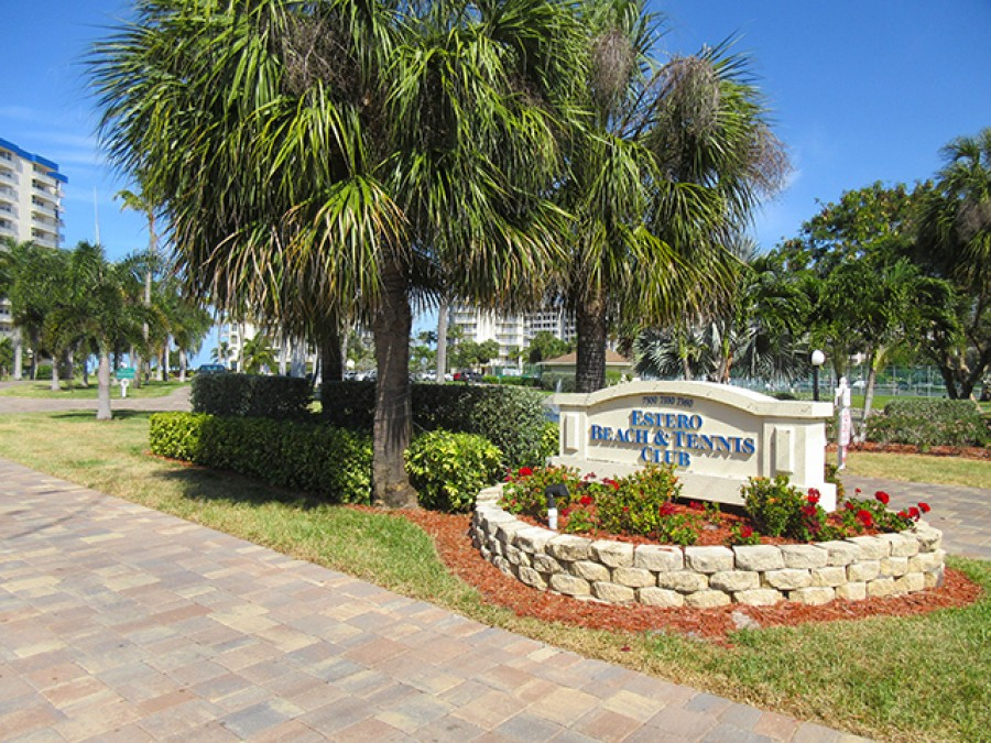 Fabulous Estero Beach And Tennis Club