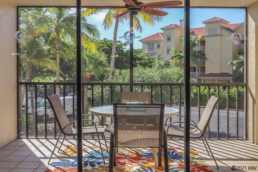 Spacious and lovely, this 1 Bedroom, 1 1/2 Bath Vacation Condo sits just across the street from the