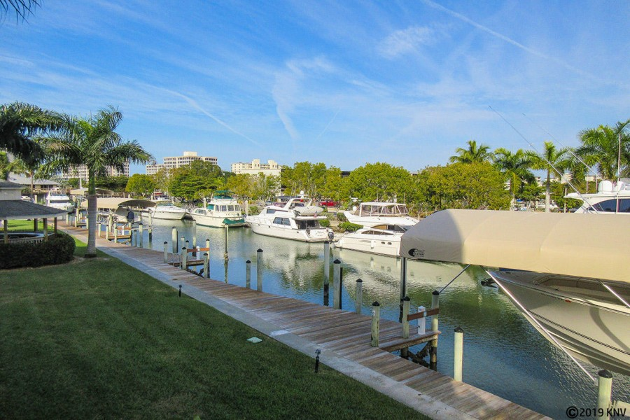 Santa Maria Condominiums - Marina is right next door