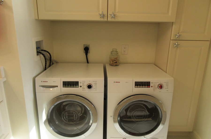 Leonardo Arms 503 Washer Dryer