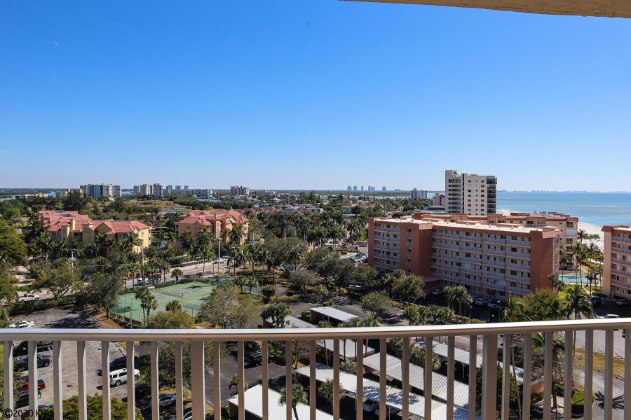 Fabulous view from your balcony