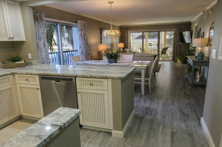 Beautifully Decorated and Newly Remodeled Sand Caper 108