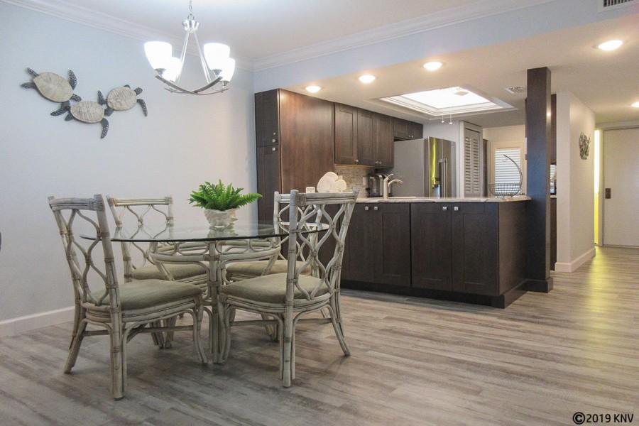 Brand new flooring enhances your