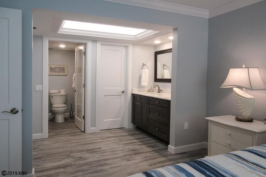 Riviera Club 406 Master Bedroom and En Suite Bath