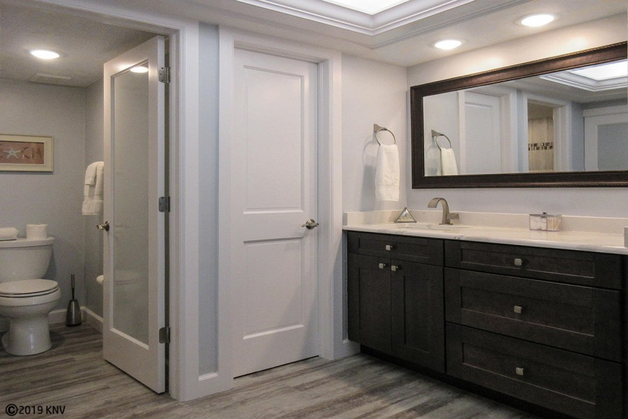 Gorgeous Master Bath with Walk In Tiled Shower