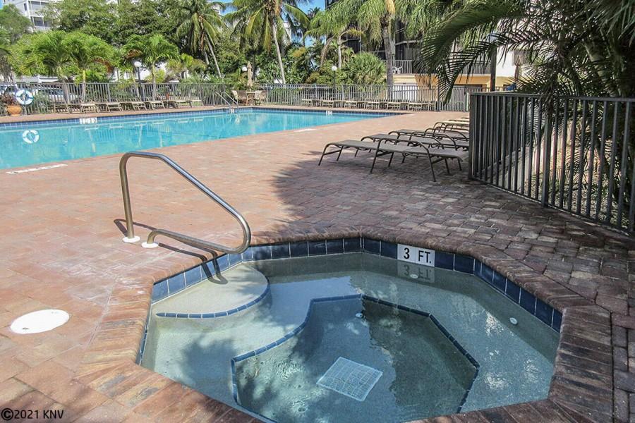 Spa at Harbour Pointe Resort Condominiums