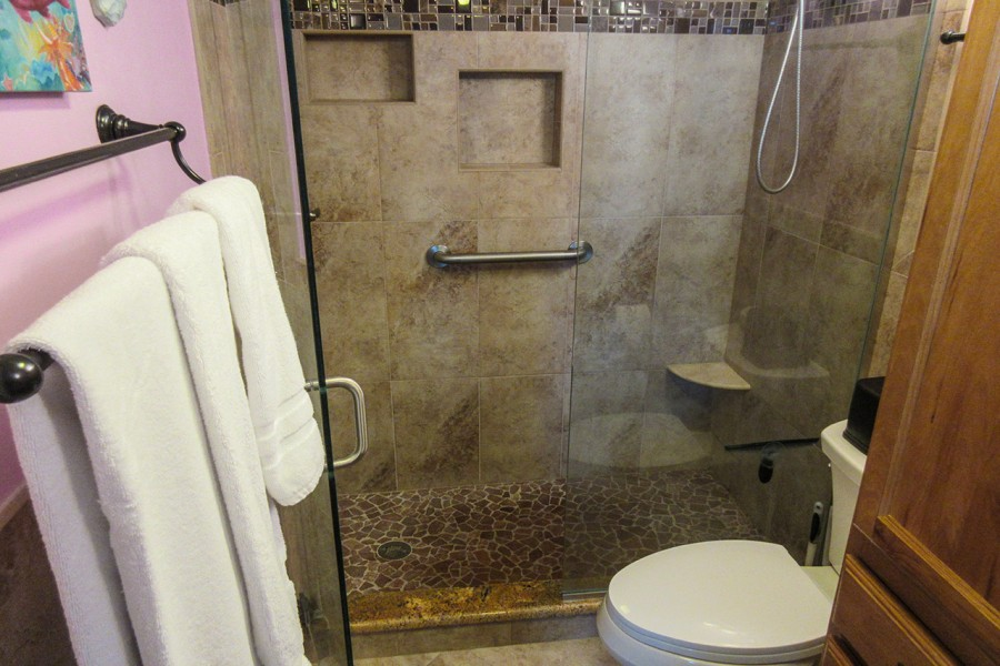 Walk in Shower at Estero Beach And Tennis Club 803C