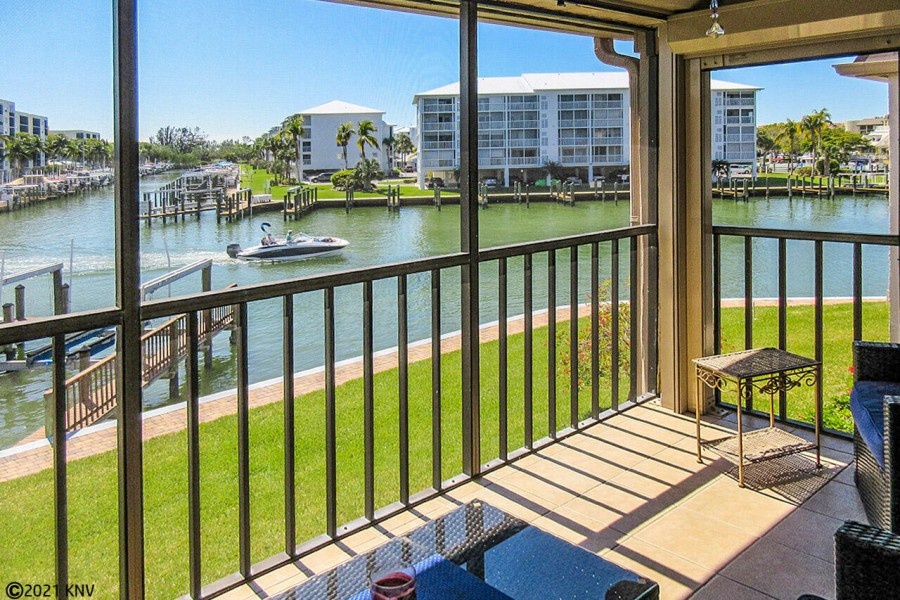 Gorgeous View from Estero Yacht And Racquet Club 123