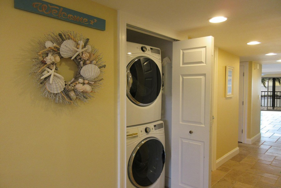 Brand New Washer and Dryer is an important convenience