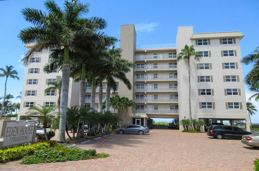 Eden House Beachfront Resort Condominiums
