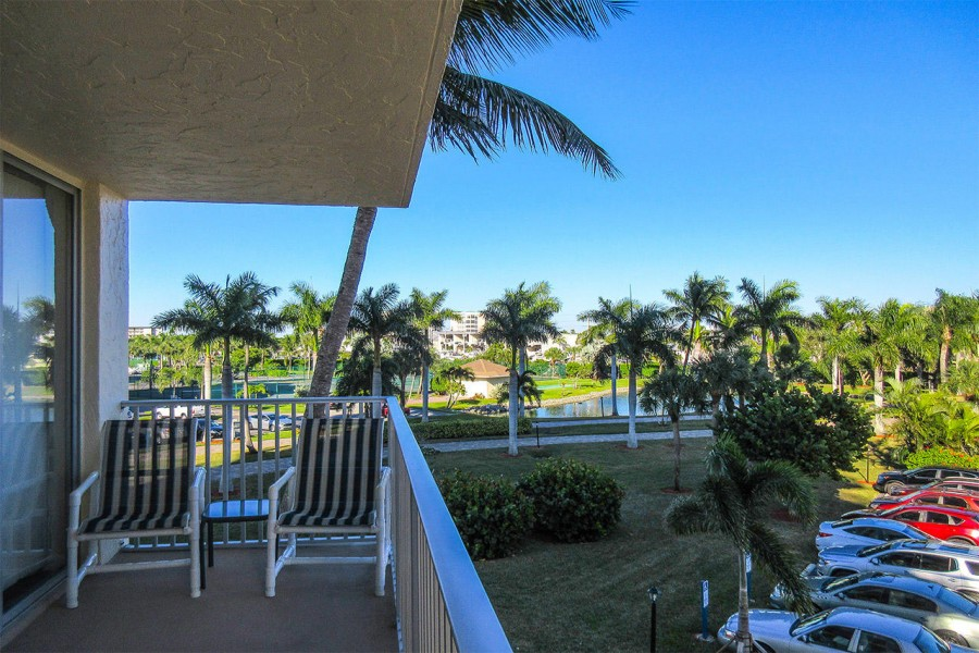 Balcony at Estero Beach And Tennis Club 202C