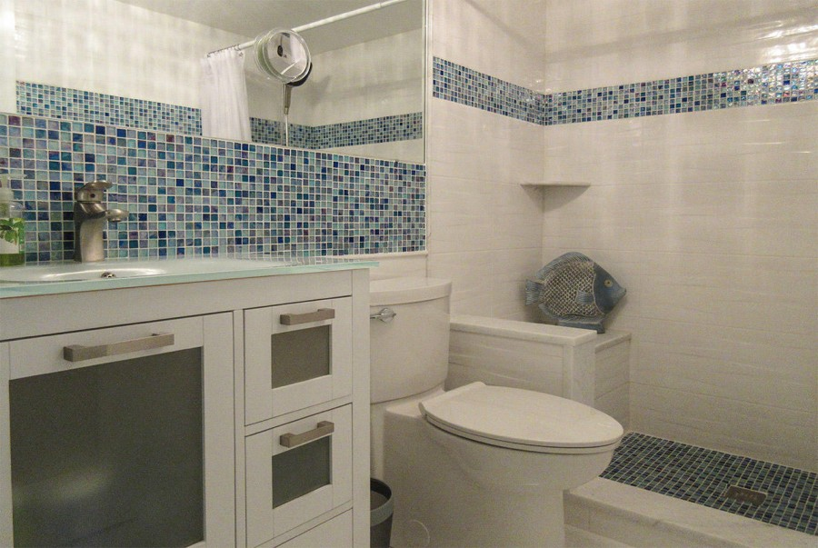 Fabulous Master Bath with Walk In Shower