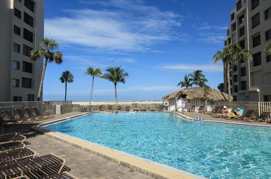 Sandarac Heated Resort Sized Pool
