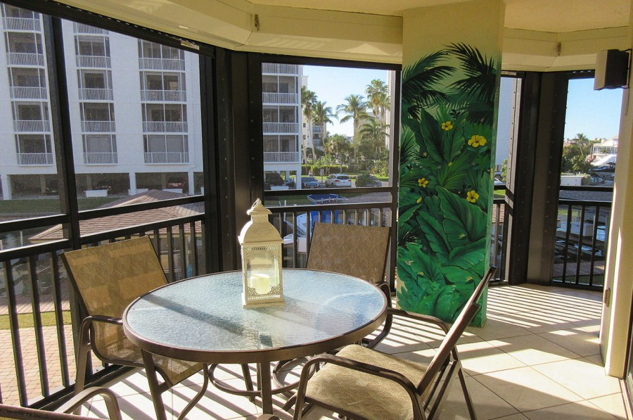 Fabulous Screened In Lanai at Harbour Pointe 127