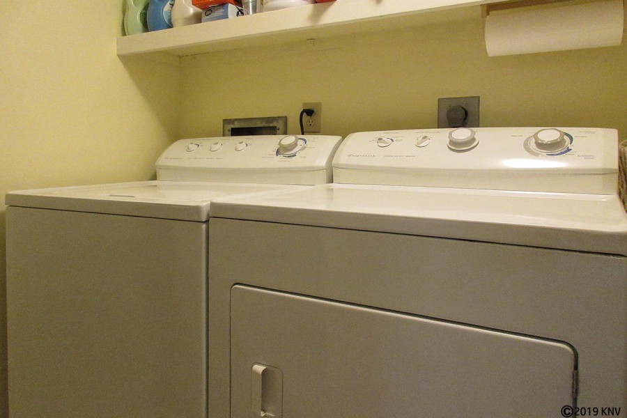 In Unit Washer and Dryer in Creciente 913N