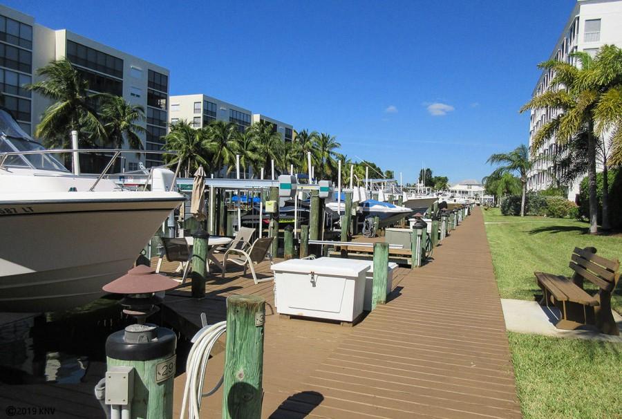 Casa Marina Boat Docks