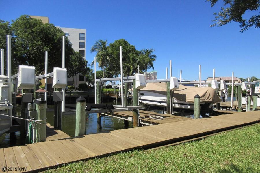 Boat Dock 56 at Casa Marina