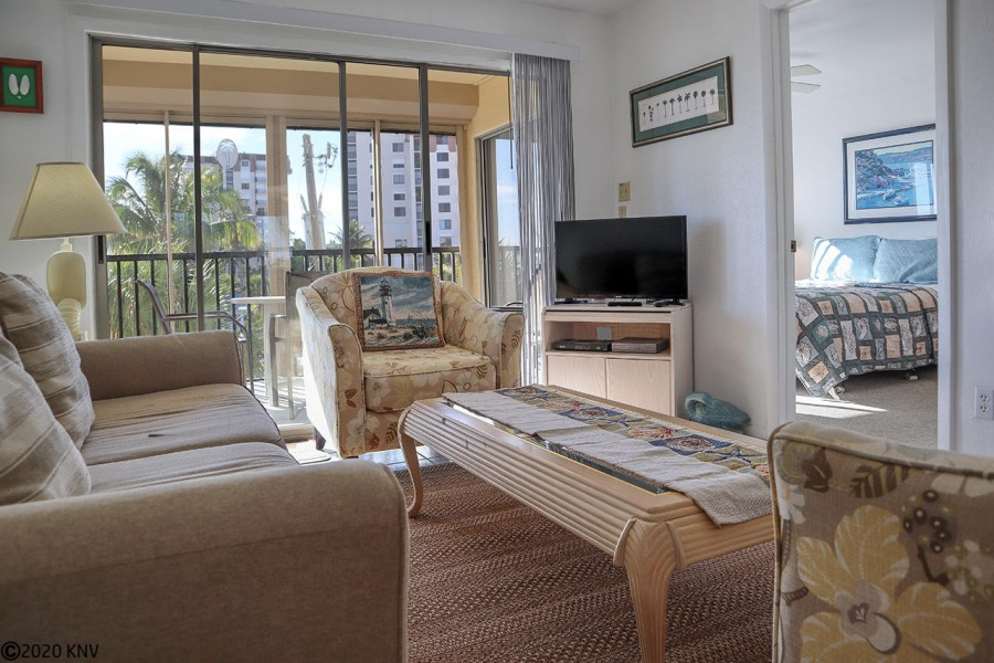 Comfortable accommodations for you and your guests.
