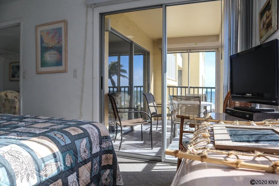 Master Bedroom at Estero Sands 202