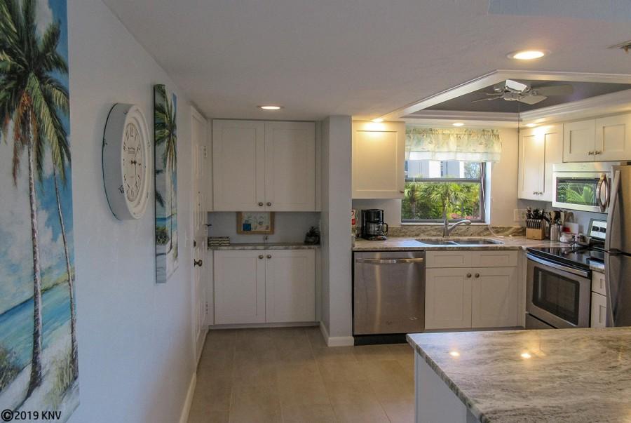 Beautiful Kitchen at Estero Cove 521