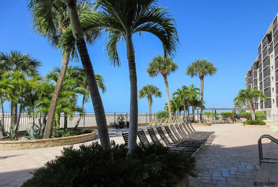Sundeck at Carlos Pointe Beachfront Condominiums