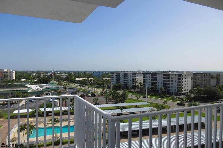 View from your front door at Island Reef 704