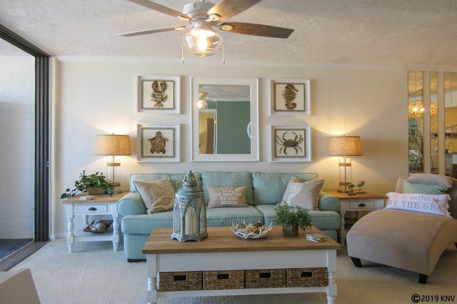 Professionally decorated, your accommodations at Sunset 904 provide you with an island lifestyle at