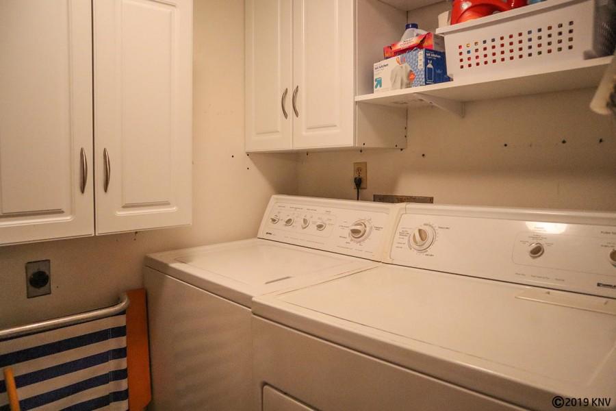 Washer Dryer in Condo