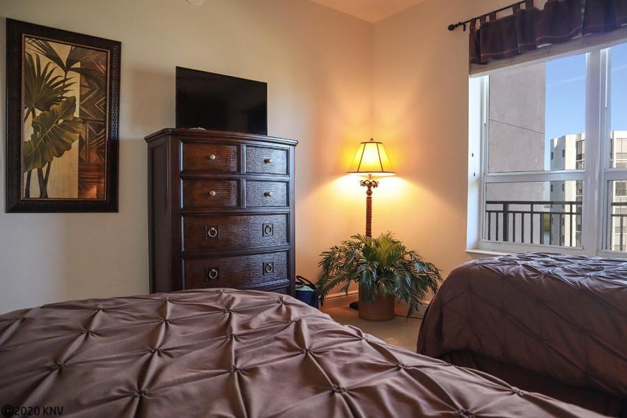 Guest Bedroom features a TV