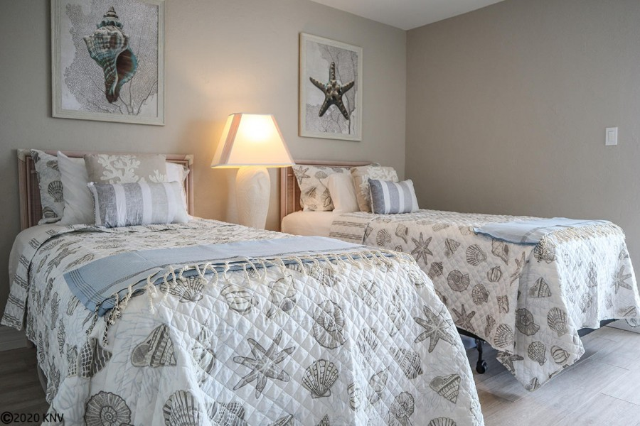 XL Twin Beds give your guests a comfortable sleep.