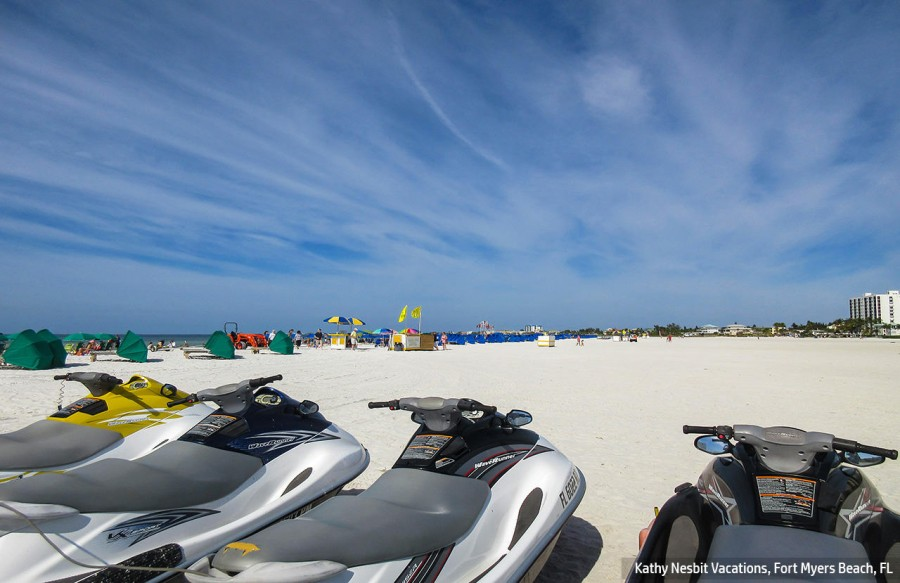 Fort Myers Beach offers fun in the sun