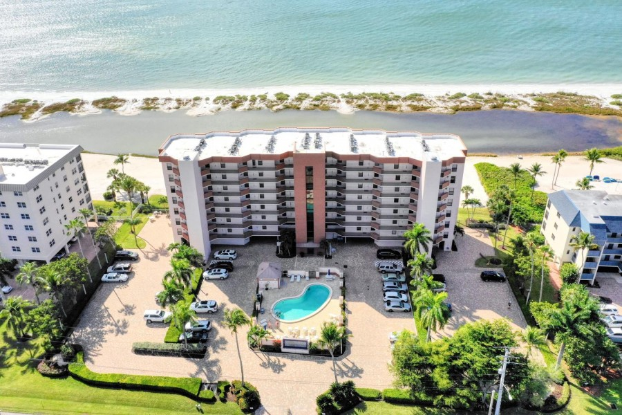 Shamron Beach Club Gulf Front Condominiums