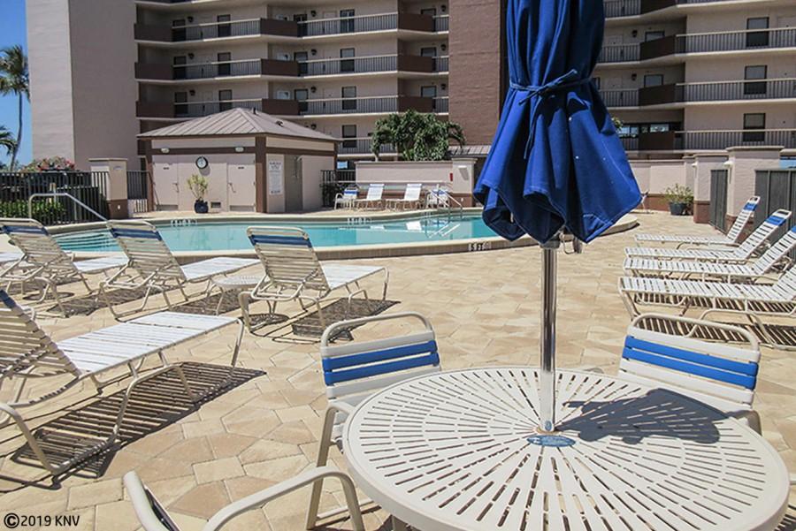 Sundeck and Pool at Shamron Beach Club
