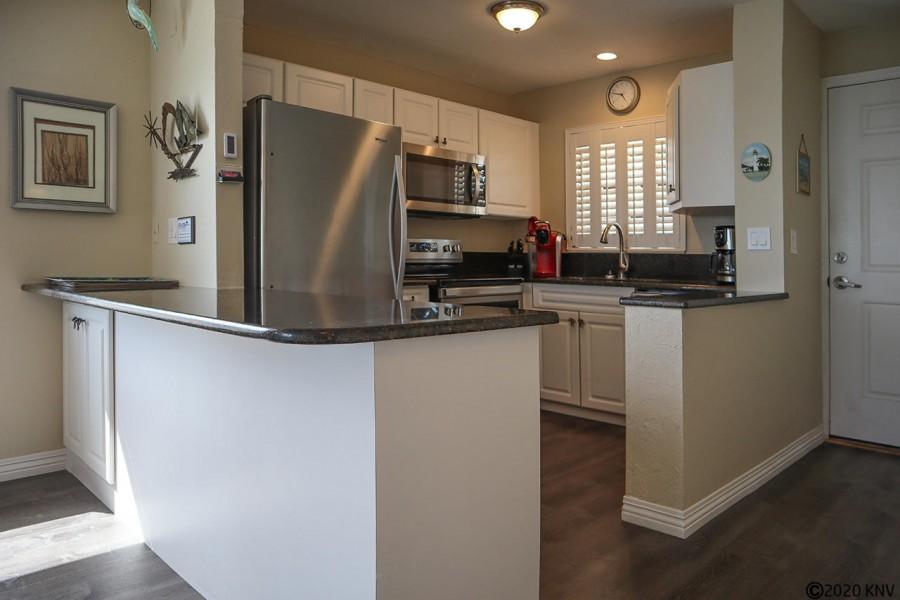 Wonderful newly remodeled kitchen