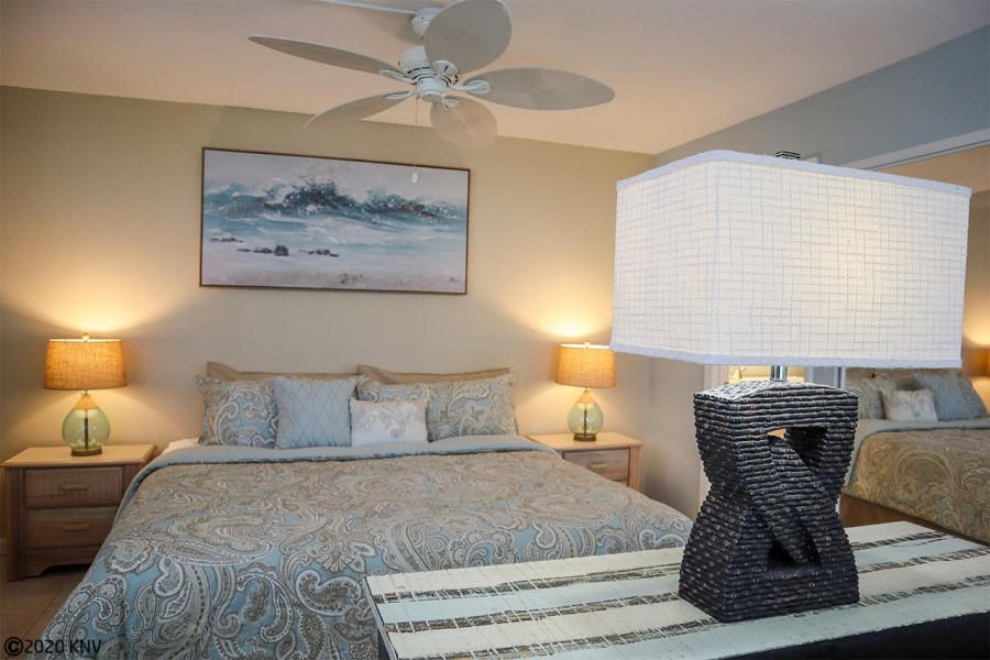 Beautiful bedroom furnishings