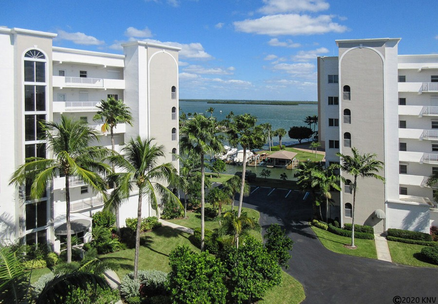 Casa Marina Condominiums in the exclusive Bay Beach area of Fort Myers Beach