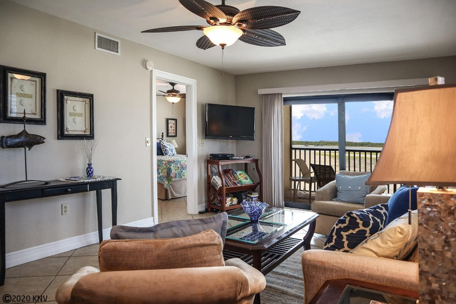 Beautifully furnished, Carlos Pointe 236 was designed for maximum comfort.