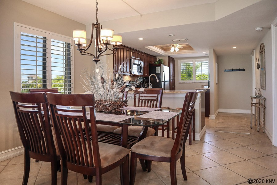 Beautiful Dining Area is the perfect spot to entertain.