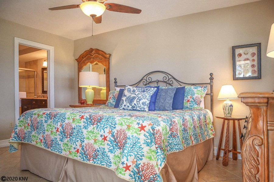 Master Bedroom En Suite at Carlos Pointe 236