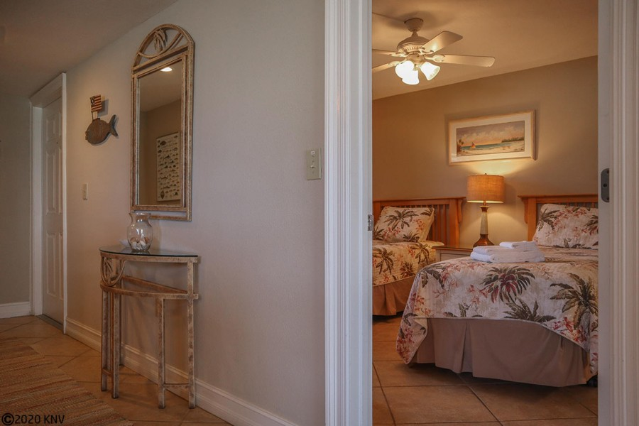 Comfy Guest Bedroom offers beautiful accommodations for family members