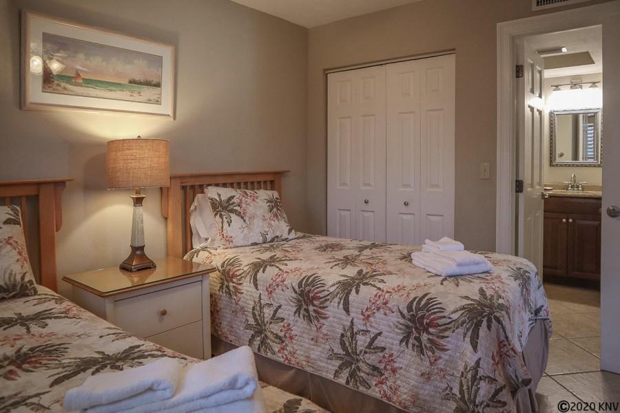 Guest Bedroom is also an En Suite