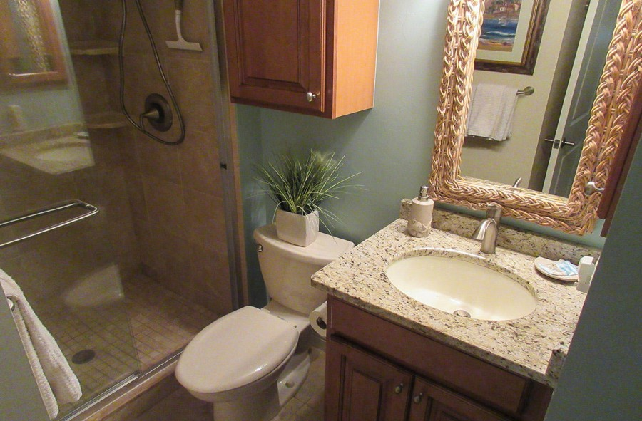 Carlos Pointe 612 Guest Bath