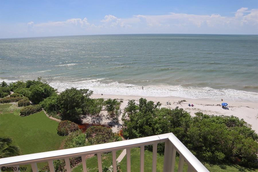 Panoramic view of the Gulf