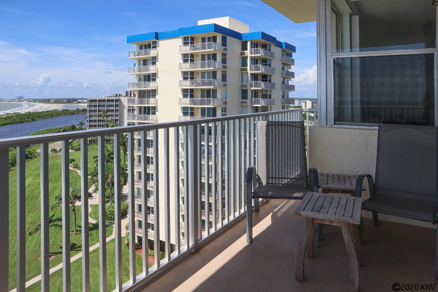 Balcony at Estero Beach And Tennis Club 906C
