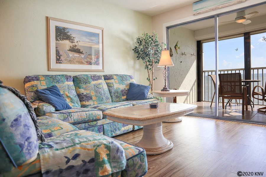 Smugglers Cove 6B6 is a 2 bedroom, 2 bath vacation condo on the 6th floor