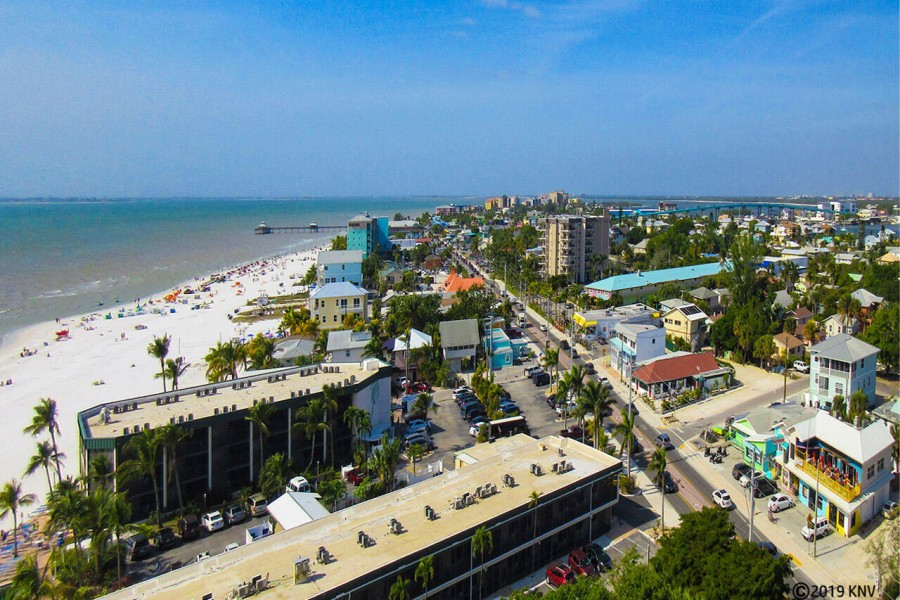 Fort Myers Beach has been a favorite Florida vacation spot for more than 75 years.