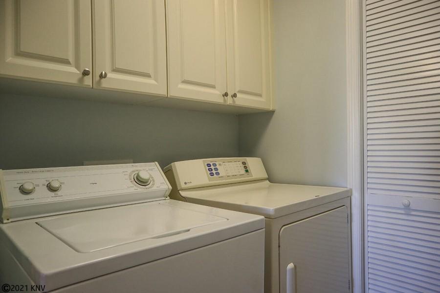 Full Laundry room in the condo.