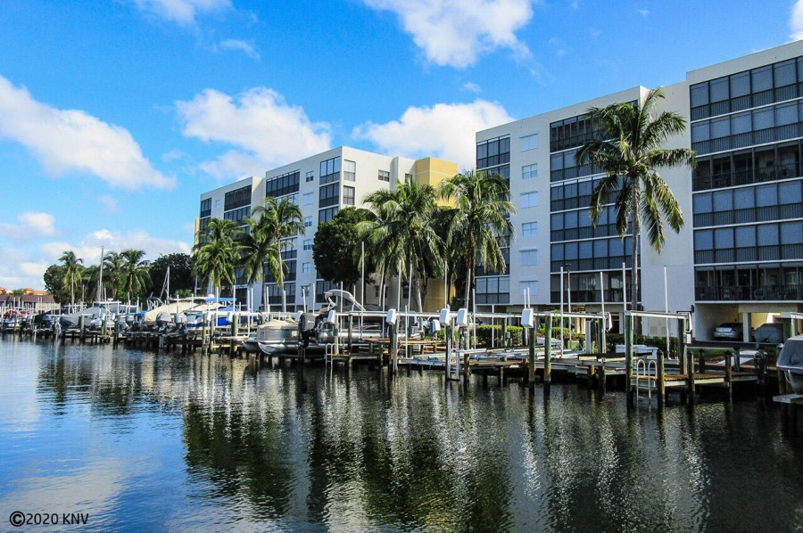 Hibiscus Pointe on the waterfront
