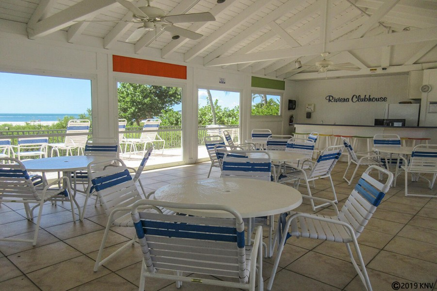 Clubhouse on the Beach at the Riviera Beach Club