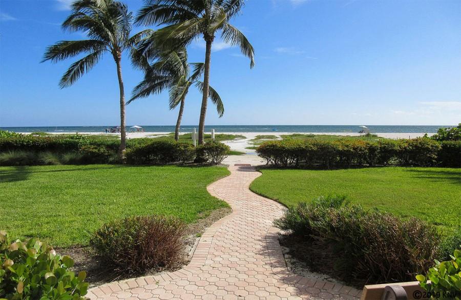 Beachfront is your backyard at Riviera Beach Club
